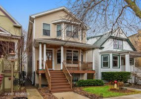 1957 SUMMERDALE Avenue, Chicago, Illinois 60640, 5 Bedrooms Bedrooms, 10 Rooms Rooms,3 BathroomsBathrooms,Single Family Home,For Sale,SUMMERDALE,10343229