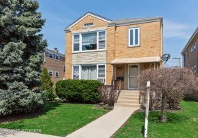 6055 Sauganash Avenue, Chicago, Illinois 60646, 6 Bedrooms Bedrooms, 10 Rooms Rooms,Two To Four Units,For Sale,Sauganash,10388447