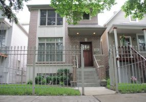 4331 Lawndale Avenue, Chicago, Illinois 60618, 5 Bedrooms Bedrooms, 9 Rooms Rooms,4 BathroomsBathrooms,Single Family Home,For Sale,Lawndale,10409403