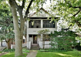 5825 Rogers Avenue, Chicago, Illinois 60646, 5 Bedrooms Bedrooms, 17 Rooms Rooms,Two To Four Units,For Sale,Rogers,10427509