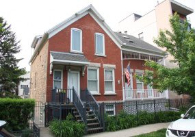 2327 LYNDALE Street, Chicago, Illinois 60647, 5 Bedrooms Bedrooms, 9 Rooms Rooms,3 BathroomsBathrooms,Single Family Home,For Sale,LYNDALE,10443321