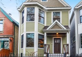 3036 Hoyne Avenue, Chicago, Illinois 60618, 6 Bedrooms Bedrooms, 11 Rooms Rooms,4 BathroomsBathrooms,Single Family Home,For Sale,Hoyne,10456766