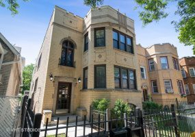 6118 Campbell Avenue, Chicago, Illinois 60659, 6 Bedrooms Bedrooms, 12 Rooms Rooms,Two To Four Units,For Sale,Campbell,10460717