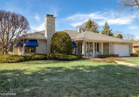 6701 Edgebrook Terrace, Chicago, Illinois 60646, 4 Bedrooms Bedrooms, 14 Rooms Rooms,3 BathroomsBathrooms,Single Family Home,For Sale,Edgebrook,10483350