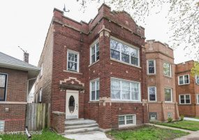 5837 Washtenaw Avenue, Chicago, Illinois 60659, 8 Bedrooms Bedrooms, 16 Rooms Rooms,Two To Four Units,For Sale,Washtenaw,10491361