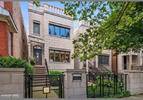 2422 Erie Street, Chicago, Illinois 60612, 5 Bedrooms Bedrooms, 10 Rooms Rooms,3 BathroomsBathrooms,Single Family Home,For Sale,Erie,10502892