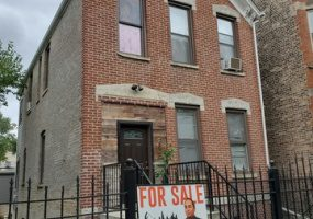2829 Polk Street, Chicago, Illinois 60612, 4 Bedrooms Bedrooms, 8 Rooms Rooms,Two To Four Units,For Sale,Polk,10509861