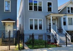 3234 Albany Avenue, Chicago, Illinois 60618, 9 Bedrooms Bedrooms, 15 Rooms Rooms,Two To Four Units,For Sale,Albany,10532676