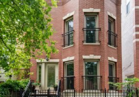 1715 HOYNE Avenue, Chicago, Illinois 60647, 4 Bedrooms Bedrooms, 10 Rooms Rooms,3 BathroomsBathrooms,Single Family Home,For Sale,HOYNE,10555621