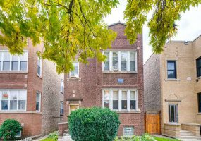 4953 SUNNYSIDE Avenue, Chicago, Illinois 60630, 7 Bedrooms Bedrooms, 15 Rooms Rooms,Two To Four Units,For Sale,SUNNYSIDE,10555857