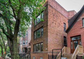 2116 Haddon Avenue, Chicago, Illinois 60622, 6 Bedrooms Bedrooms, 18 Rooms Rooms,Two To Four Units,For Sale,Haddon,10559068