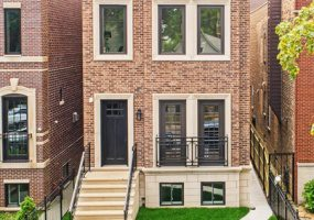 1911 Wolfram Street, Chicago, Illinois 60657, 6 Bedrooms Bedrooms, 11 Rooms Rooms,4 BathroomsBathrooms,Single Family Home,For Sale,Wolfram,10557903