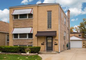 7414 Devon Avenue, Chicago, Illinois 60631, 5 Bedrooms Bedrooms, 15 Rooms Rooms,Two To Four Units,For Sale,Devon,10559847