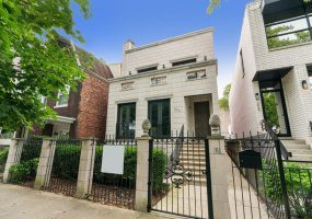 654 OAKLEY Boulevard, Chicago, Illinois 60612, 4 Bedrooms Bedrooms, 9 Rooms Rooms,3 BathroomsBathrooms,Single Family Home,For Sale,OAKLEY,10576081