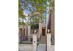 1479 Erie Street, Chicago, Illinois 60642, 4 Bedrooms Bedrooms, 9 Rooms Rooms,3 BathroomsBathrooms,Single Family Home,For Sale,Erie,10578460