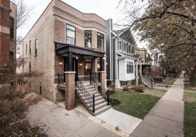 1938 WAVELAND Avenue, Chicago, Illinois 60613, 5 Bedrooms Bedrooms, 11 Rooms Rooms,4 BathroomsBathrooms,Single Family Home,For Sale,WAVELAND,10582805