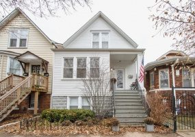 2729 Melrose Street, Chicago, Illinois 60618, 3 Bedrooms Bedrooms, 7 Rooms Rooms,2 BathroomsBathrooms,Single Family Home,For Sale,Melrose,10584487