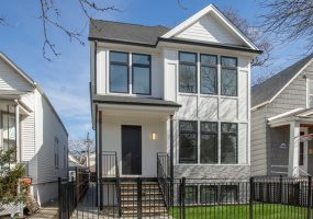 2504 Campbell Avenue, Chicago, Illinois 60647, 5 Bedrooms Bedrooms, 11 Rooms Rooms,4 BathroomsBathrooms,Single Family Home,For Sale,Campbell,10585079